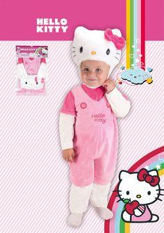 Disfraz niña Hello Kitty