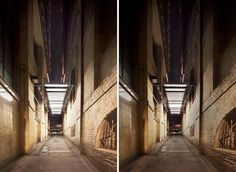 Laneways, By George! - Tribe Studio Architects