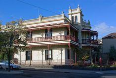 Wardlow...Phrynie Fisher's house in Miss Fischer's Murder Mysteries...Parkville ,Melbourne