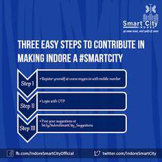 Indore Smart City: #IndoreSmartCity - Why