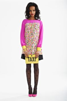 Kate Spade New York Fall 2013 Ready-to-Wear Collection