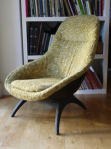 Fibre Glass Chairs Retro S