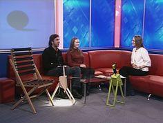 """MacoshDesign: Istry and Suricoma in TV program """"Kharkiv online"""""""
