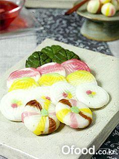 떡 ddeok korean rice cake