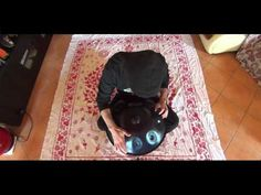 Handpan Sonobe - First meeting, recorded with Sony HDR MV1 (Better with Headphones) - YouTube