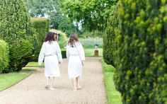 Corsodyl is offering two people the chance to win a day of rejuvenation at a Champneys Resort and Spa