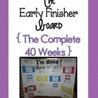 Invaluable resource for every 2-3 grade teacher!  She also has created a similar board for 5-6 grade.  EVERY TEACHER should have this in their classroom!   $19.99