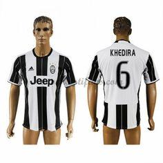 Juventus Fotbalové Dresy 2016-17 Khedira 6 Domáci Dres