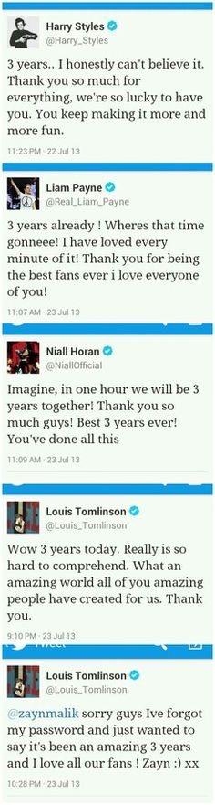 3 YEARS ♥