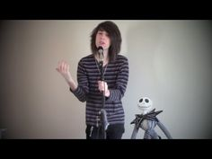Jack's Lament cover *Nightmare Before Christmas*
