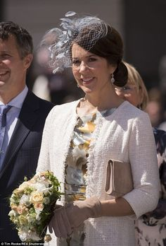 The anniversary of the 1915 Constitutional Act, which celebrates democracy, is a major national event so it was little surprise that Crown Princess Mary was keen to be involved