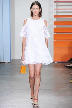 Tanya Taylor Spring 2015 Ready-to-Wear - Collection - Gallery - Look 1 - Style.com