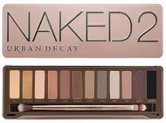 Urban Decay Naked 2. i'm so excited. love this palette. My 23 year old has always been a fan of Urban Decay, but some of the colors were waaaay too out there for me. i'm turning into an Urban Decay fiend.