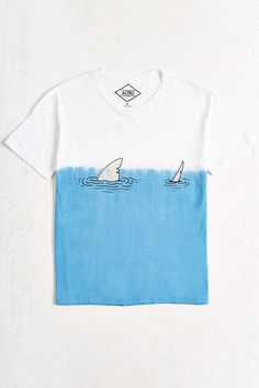 Altru Dip-Dye Shark Tee. Super cute but was over priced at $34. Now it's sold out, sadly.