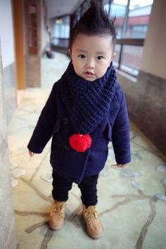 Boys wool coat - BuyWithAgents