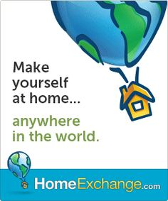 Win a FREE One-Year Home Exchange Membership! | How To Travel For Free (or pretty damn near it!)