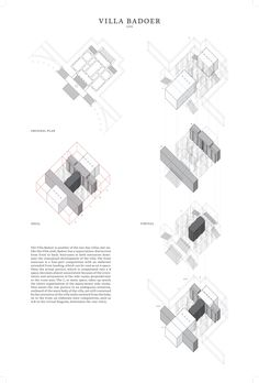 Villa Badoer / Palladio Virtuel / Peter Eisenman