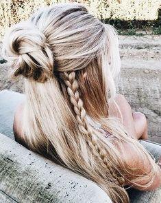pinterest: chandlerjocleve instagram: chandlercleveland #peinadosfaciles #peinadosartisticos