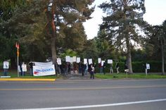 Sherwood cracks down on animal rights protesters TERRORISTS