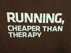 So true!!  Get off the treadmill and take your run to the streets or beach!!  Clear the mind and get some fresh air!