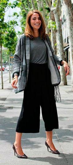 903f4fa68cc Beautiful square pants outfit ideas 30+. Office ...