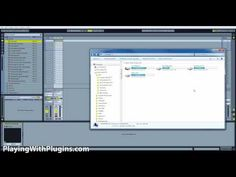 Your New VST Folder | Tutorial | PlayingWithPlugins - YouTube