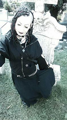 Beautiful goth Cemetery in Hungary  #metalgirl#metalhead#blackmetalgirl#metallady#black#dark#death#tattoo#piercing#hellgirl#dreadlocks#witch#blackwitch#darkwitch#dimplepiercings#beauty#witchgirl#blackmetal#goth#burnyourlocalchurch#rivet#spike#gothic#darkness#skull#gothic#porcelainblack#cemetery#passion#tombstone#tomb
