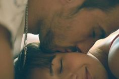 A soft kiss.. mm :)