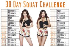 Get the bubble butt you've always wanted with these workouts and challenges .Get the bubble butt you've always wanted for these workouts and challenges. Home workouts for a firmer, bigger butt. These quick workouts are 30 Day Plank Challenge, 30 Day Challenge, Lunge Challenge, Thin Legs Workout, Kpop Workout, Fitness Model Diet, Model Diet Plan, Hyuna, Korean Diet