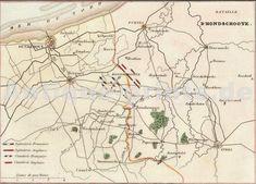 Image result for battle of hondschoote map