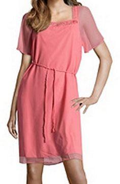 Vestido de seda, de Hoss Intropia
