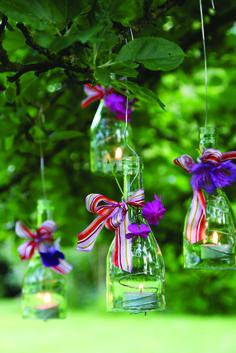 26 eco pages             : Ανακυκλώστε τα μπουκάλια και φτιάξτε φαναράκια για...