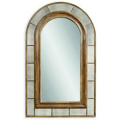 Clark Arched Leaner Mirror - Mirrors - Shop Products