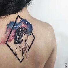 5,092 отметок «Нравится», 15 комментариев — Inkstinct Colors (@inkstinctcolors) в Instagram: «Artist: @yelizozcan_tattooer Collection of best tattoo artists manually-picked, daily.»