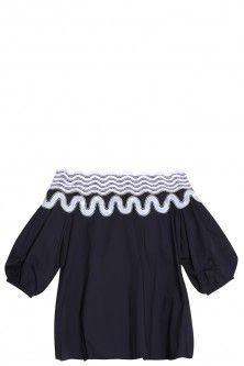 pallas blouse by PETER PILOTTO. Available in-store and on Boutique1.com