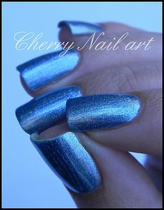 vernis lm cosmetic n°190 baggy collection blue jeans