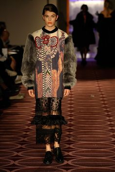 See all the Collection photos from Middlesex University Autumn/Winter 2015 Ready-To-Wear now on British Vogue