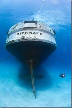 The Kittiwake Shipwrecks of Cayman Islands