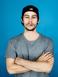 Dylan O'Brien photographed for Entertainment Weekly (2015).