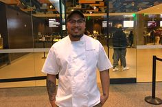 Chef Jerome Grant is...