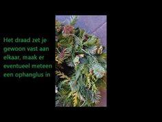 Hoe maak je kerstkrans van dennengroen hoe bind je een kerstkrans