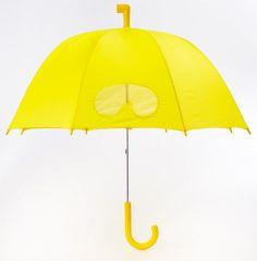 Paraguas con gafas