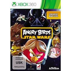 Angry Birds Star Wars  X-Box 360 in Fun