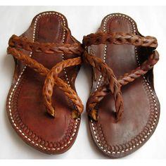 Mens Slippers Flats Mens FlatsHandmade SlippersMens by FootSoles, $30.50