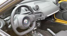 2016 Alfa Romeo 4C  - spider