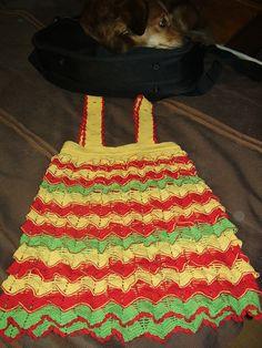 Lapse kleit
