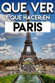 Que ver y Que hacer en Paris Luxor, Tower, Europe, Travel Blog, Building, Viajes, France Travel, Travel Tips, European Travel