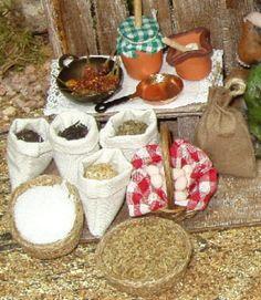 Foro de Belenismo - Técnica - General -> Cereales