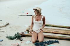 The Castaway – Clean Coast Collective The Castaway, Swimsuits, Bikinis, Swimwear, Sally, Mustang, Instagram Posts, Beauty, Collection