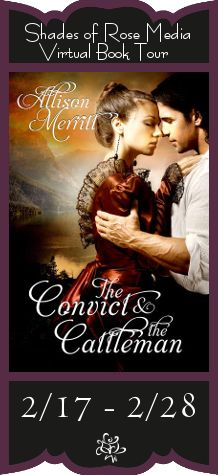 New Age Mama: Book Spotlight - The Convict and the Cattleman by Allison Merritt